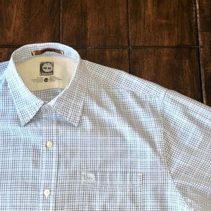 Timberland Plaid Button Down